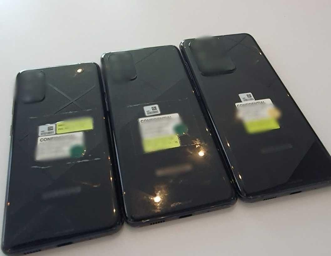 صور حية لسلسلة هواتف سامسونج القادمة Galaxy S20 صور حية لسلسلة هواتف سامسونج القادمة Galaxy S20 Samsung Galaxy Galaxy Samsung