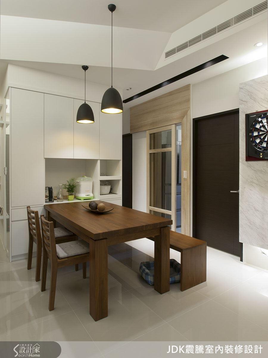 梧桐木打造輕快北歐風6口之家樂融融 Home Decor Home Room