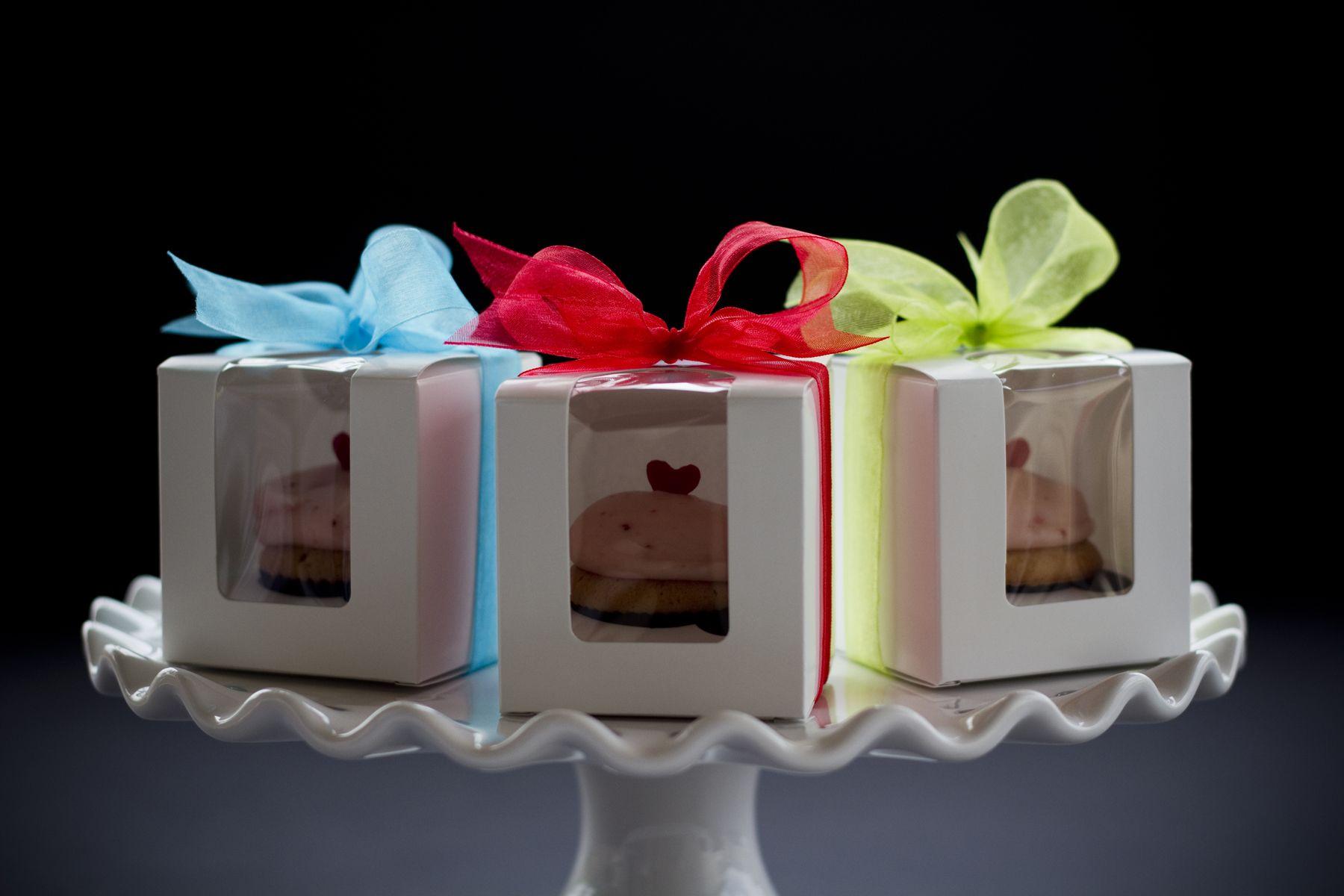 custom cake boxes with window