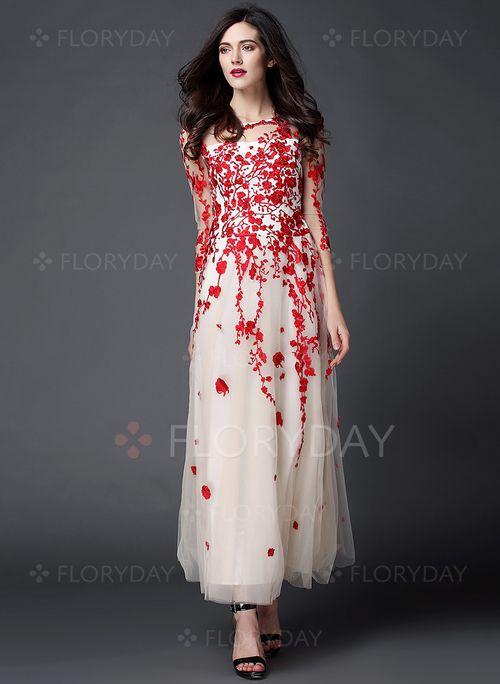 4f3dc86799b22 Chiffon Floral 1008700 1008700 Sleeves Maxi Vintage Dresses (1008700)    floryday.com