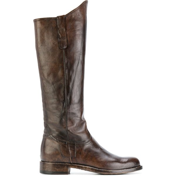 officine creative knee boots 42 670 rub liked on polyvore