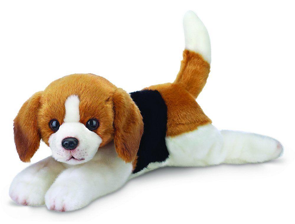 Bearington Hunter Beagle Plush Stuffed Animal Puppy Dog 15a