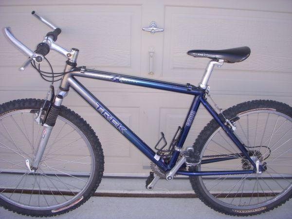 Late 90s Trek 6500zx Like My 1st Real Mtb Bikes For Sale Bike Used Wheels