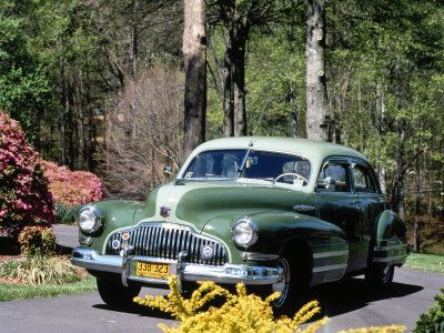 I LOVE this car!!  1942 Buick