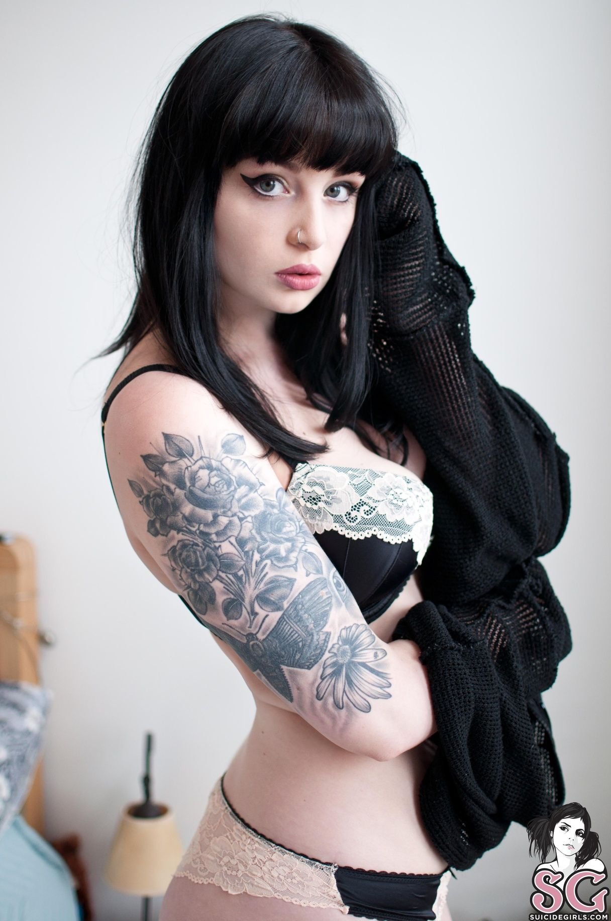 Geegee Suicide  Girls  Pinterest  Tattoo, Tatoo And -4159