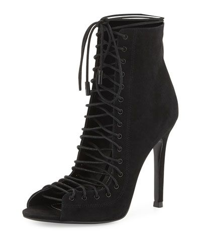 Cheap Get To Buy With Credit Card Free Shipping KENDALL + KYLIE Heeled Booties Shoes Women OEMn6