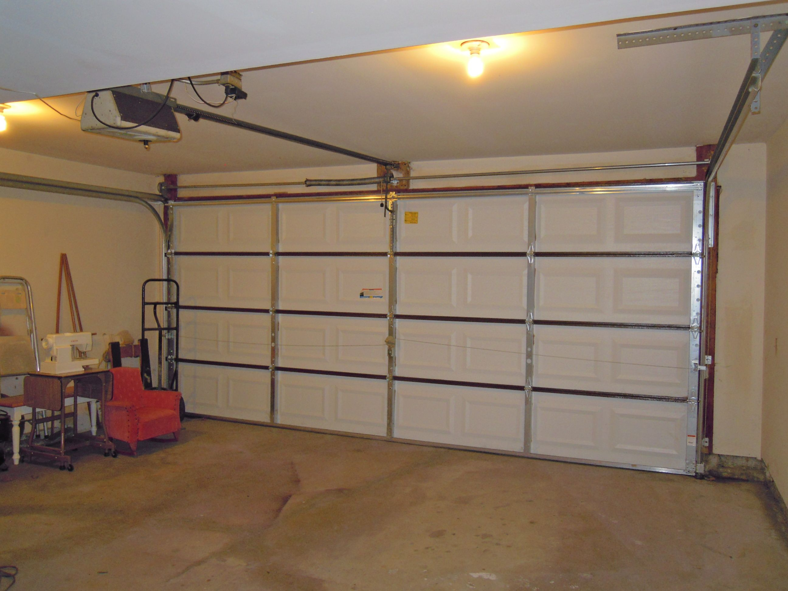 1 car garage space in shared condo garage Condo, Car