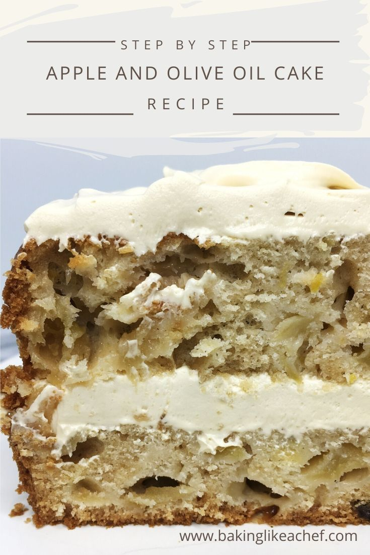 Apple and Olive Oil Cake With Maple Icing | Recipe in 2020 ...