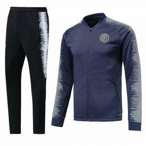 uniforme del inter de milan azul