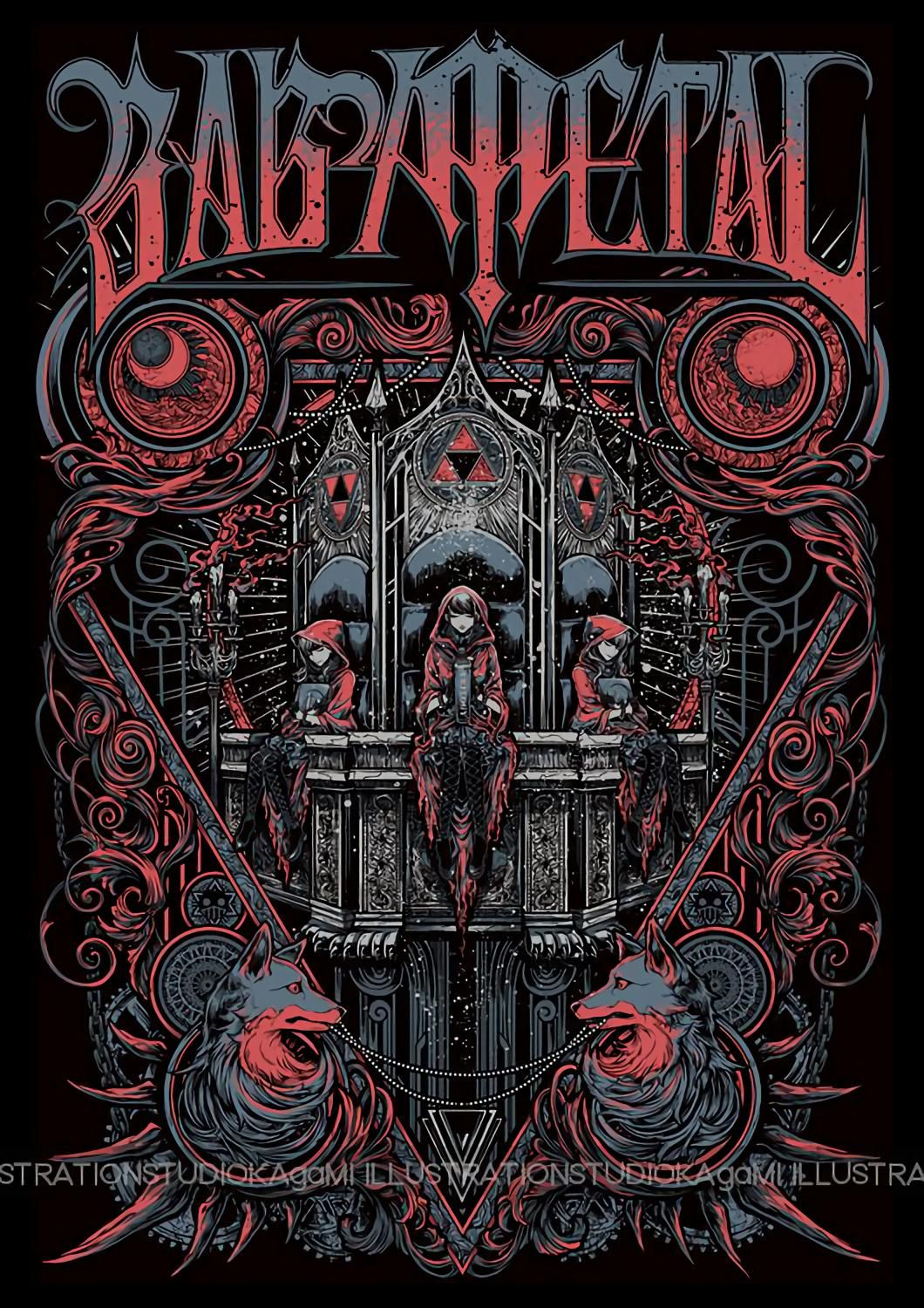 Babymetal T Shirt Art Collection Hd 28 Images 2020