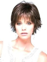 Image result for short shaggy hairstyles for fine hair ...