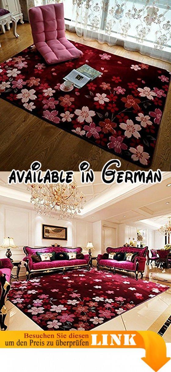 Orientalische Kirsche Teppich Wohnzimmer Footcloth Tee Tisch