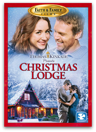 if you havent seen this movie you got to so good the christmas lodge a thomas kinkade film - The Christmas Lodge
