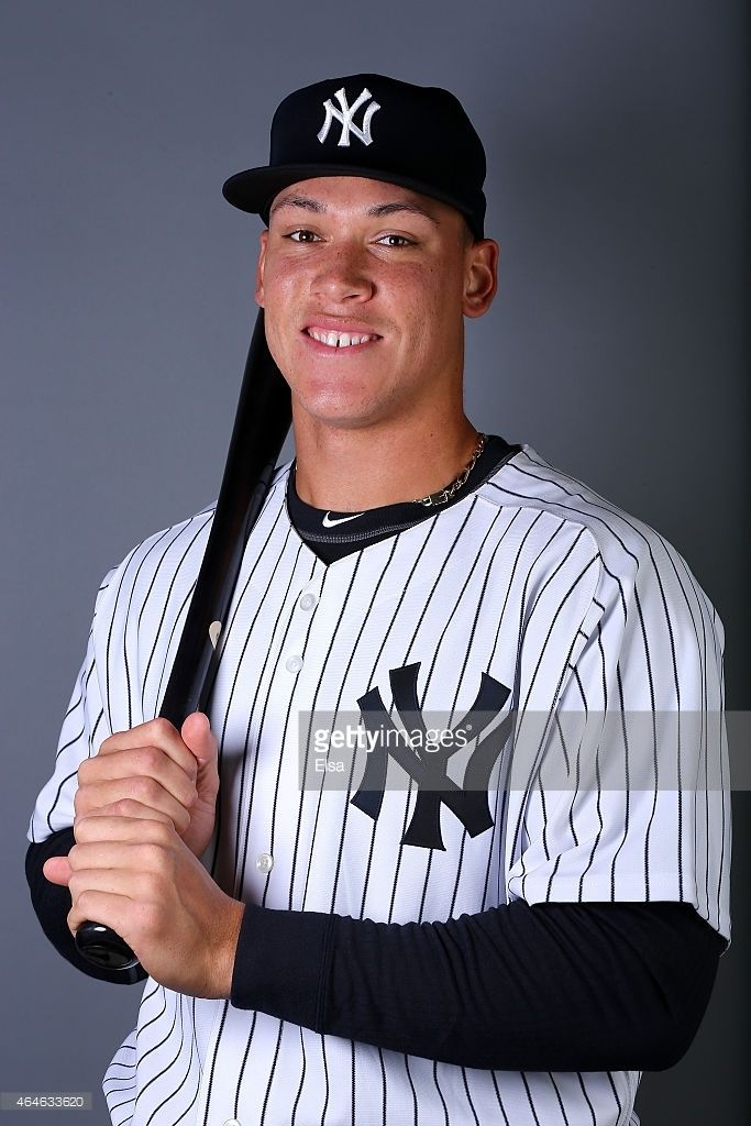 Aaron Judge 99 New York Yankees New York Yankees Baseball Yankees Baseball