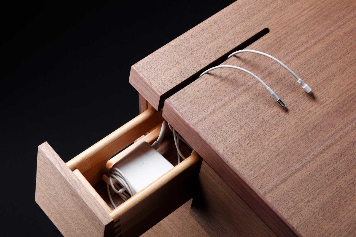 Remarkable Desk Cable Management Home Office Design Modern