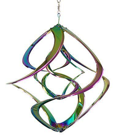 Look at this #zulilyfind! Double Cosmix Rainbow Hanger #zulilyfinds