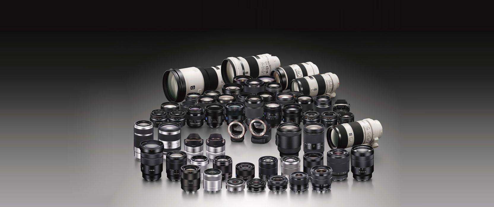 Gear guide: the best Full Frame lenses for the Sony E-mount system ...