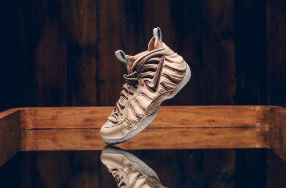 reputable site bde30 3845b Look For The Nike Air Foamposite Pro Vachetta Tan Soon