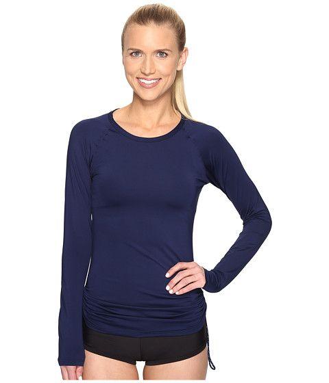 eb6a17653b7d38 TYR Solids Swim Shirt