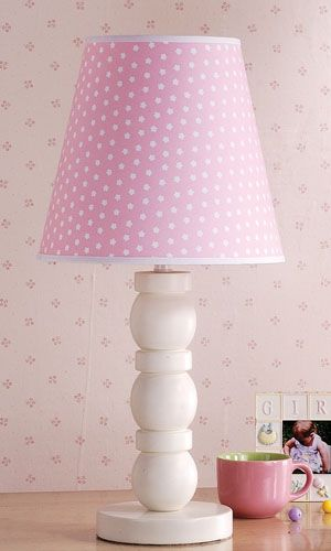 Laura Ashley Stacked Sphere Wooden Table Lamp (also available with a ...