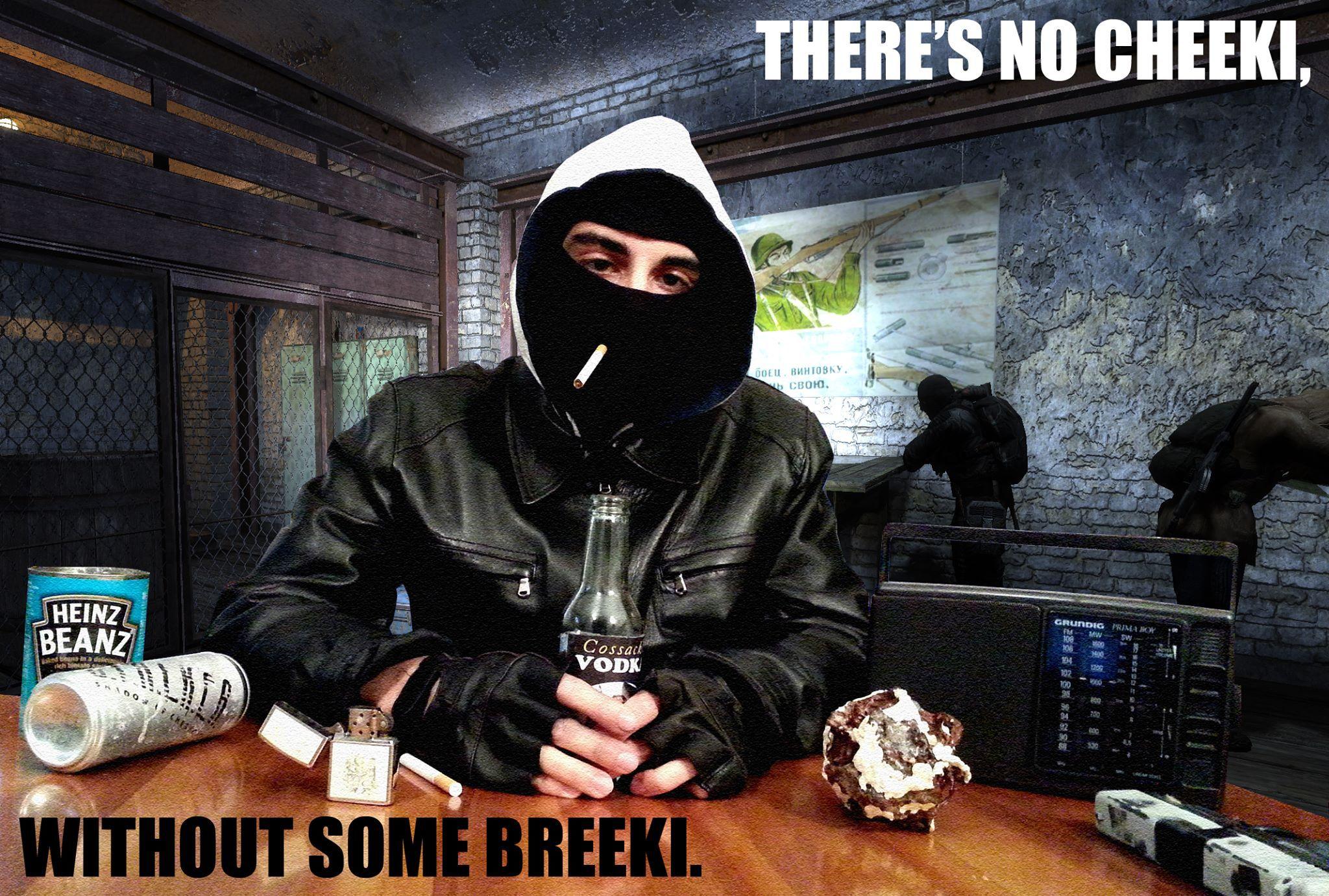 cheeki breeki Апокалипсис, Разное, Юмор