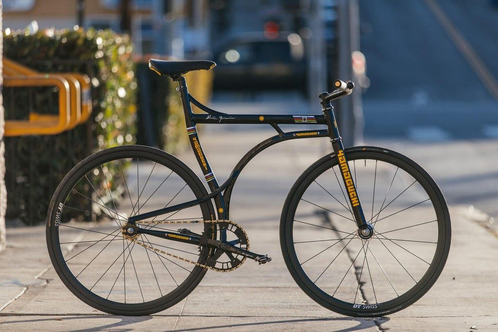 Yamaguchi Pursuit Track Via The Radavist Bikeporn In 2020
