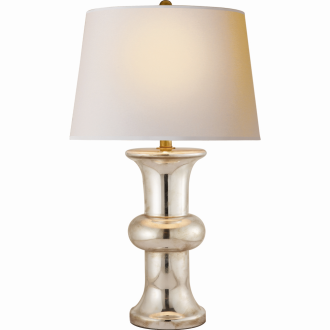 Circa Lighting | Simply Brilliant   BULL NOSE CYLINDER TABLE LAMP   $496