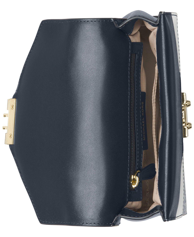110e4dc45c Michael Kors Small Signature Sloan Top-Handle Satchel - Handbags    Accessories - Macy s