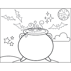 Native American Basket Coloring Page - Get Coloring Pages | 300x300