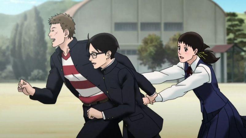 Impressions: Kids on the Slope Episodes 2-9 | Anime manga, Anime, Kodamas