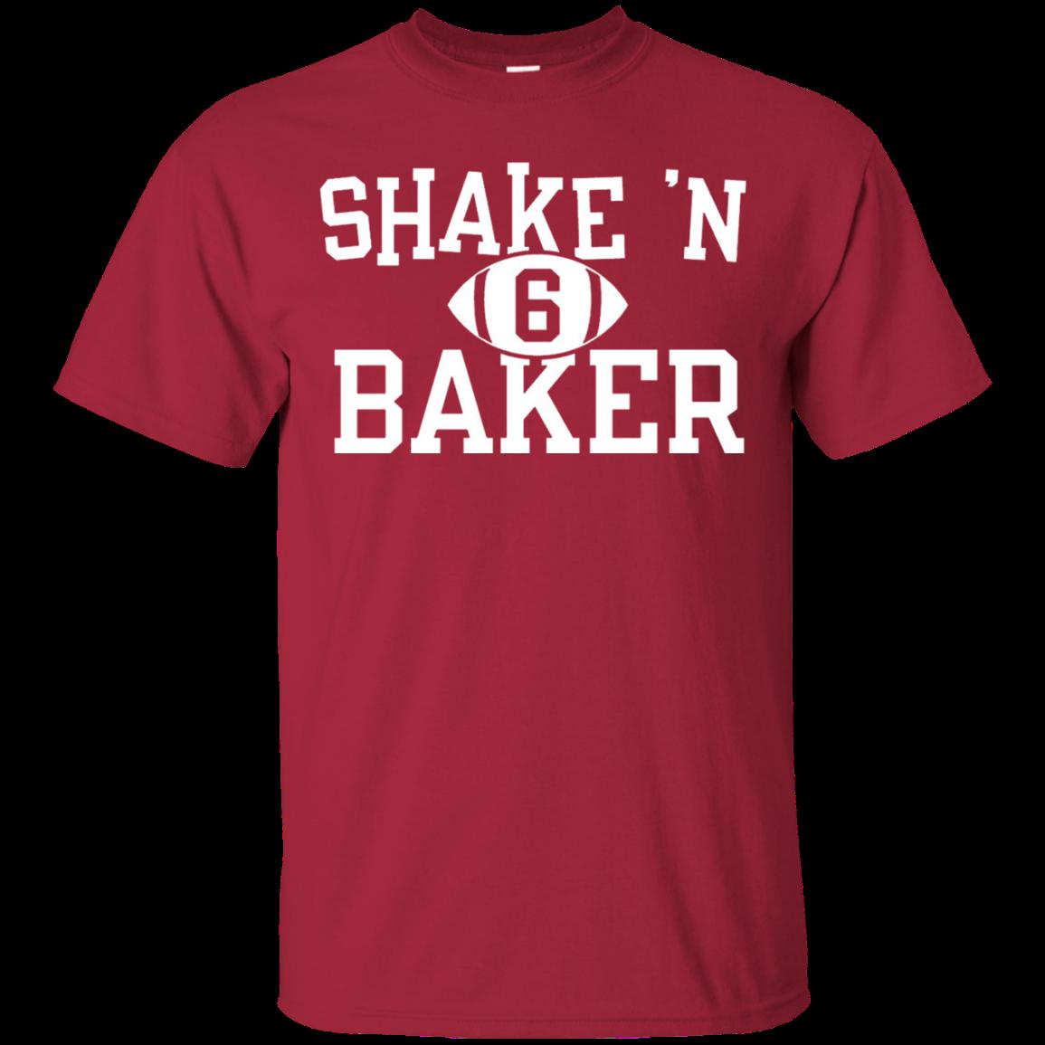Baker Mayfield Shirt Baker mayfield shirt, Shirts