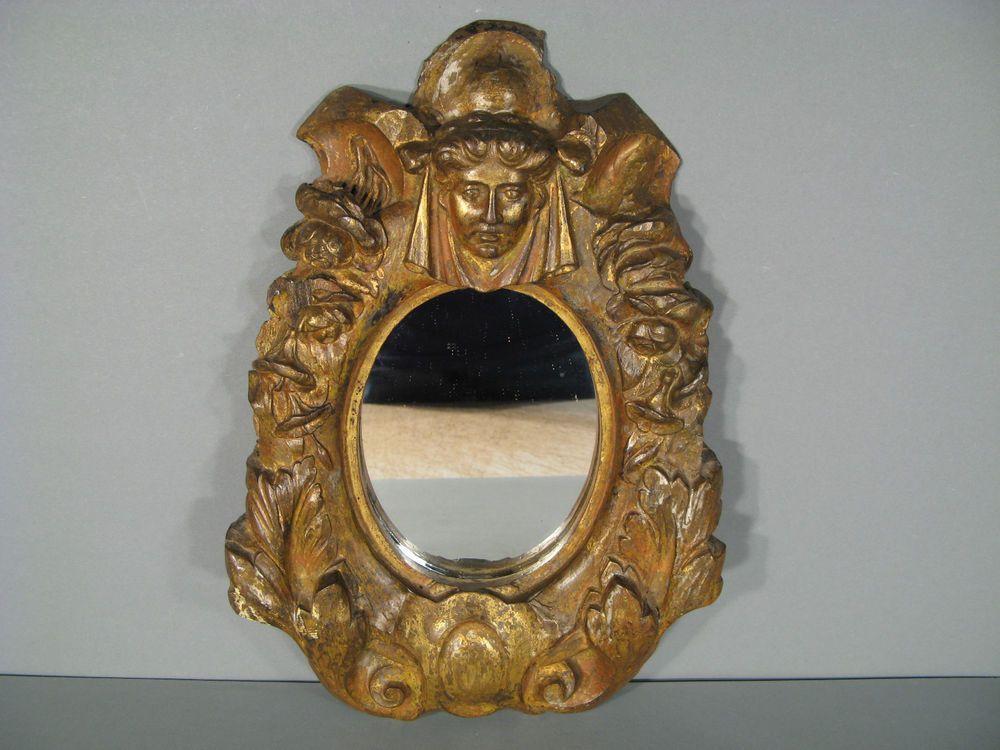 pingl par antic land sur miroirs glaces psych s pinterest miroir bois louis xvi et miroirs. Black Bedroom Furniture Sets. Home Design Ideas