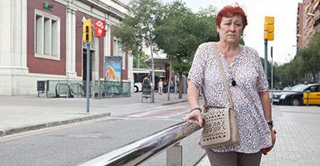"""Ana María de la Torre: """"Es verdad que nos envenenaron como a chinches"""". Víctima química. Arruinó su salud fregando en un hotel de lujo. A sus 61 años, lleva 13 buscando justicia."""