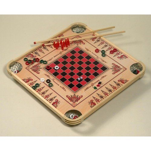 Carrom Board Game I Remember Having This When I Was Young But I Don T Have A Clue How It S Played Carrom Board Game Carrom Board Board Games