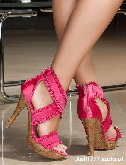 Sandaly Damskie W Szafa Pl Buty Na Lato Sportowe Letnie Stiletto Heels Stiletto Shoes