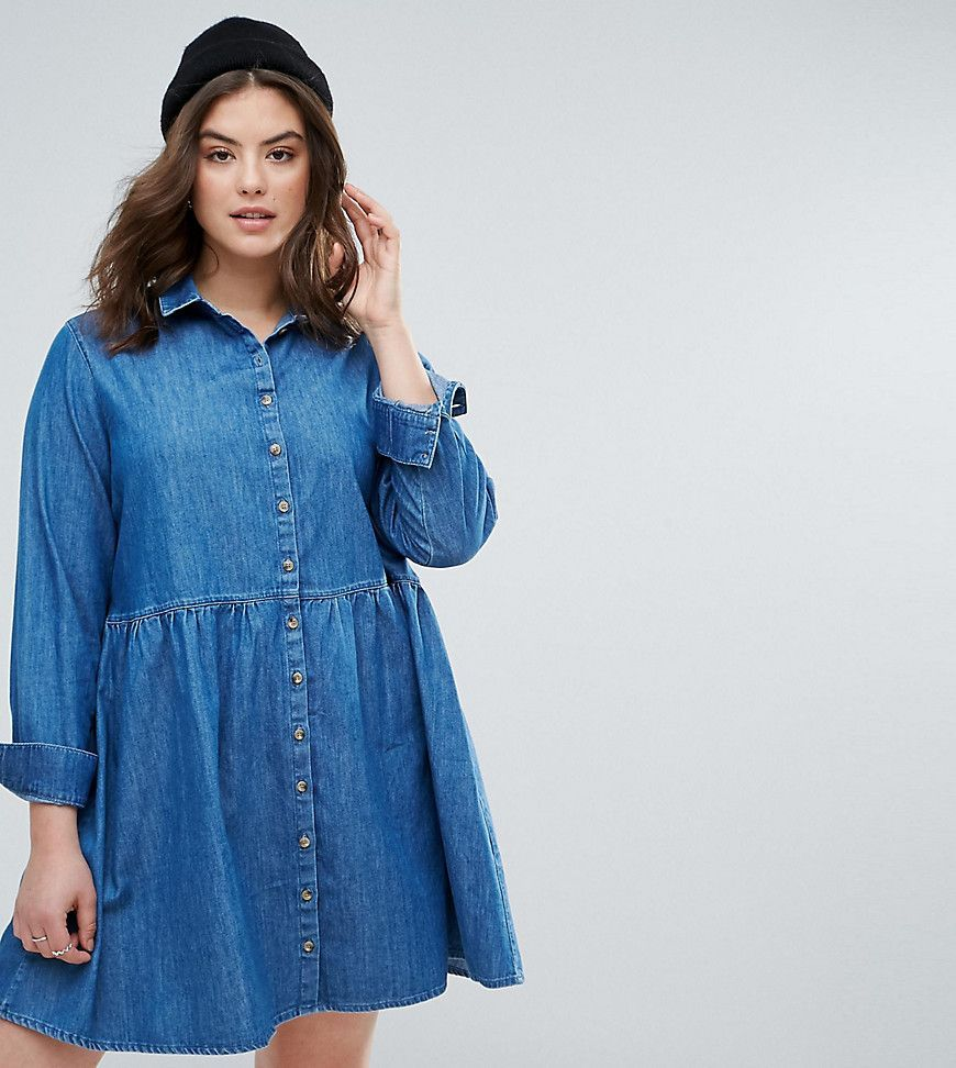Get this asos curveus casual dress now click for more details