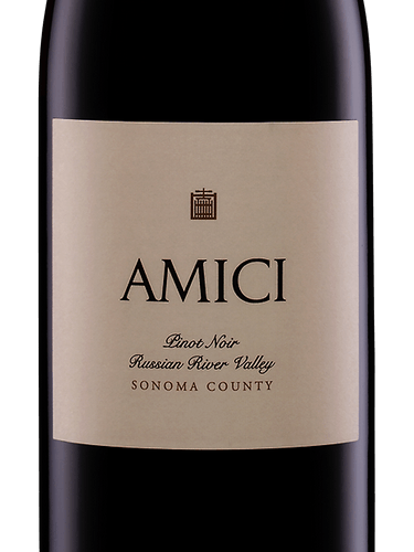 Amici Russian River Valley Pinot Noir Wine Info Russian River Valley Pinot Noir Pinot