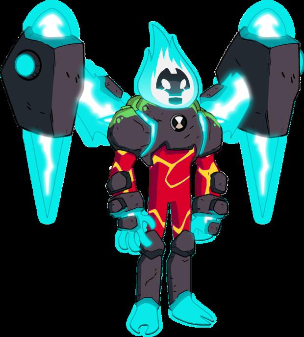 Fuego Omni Mejorado Diseño De Personajes Transformers