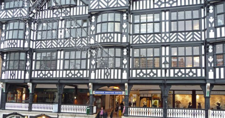 Cheshire is one of the most beautiful counties in England, with a rich history dating
