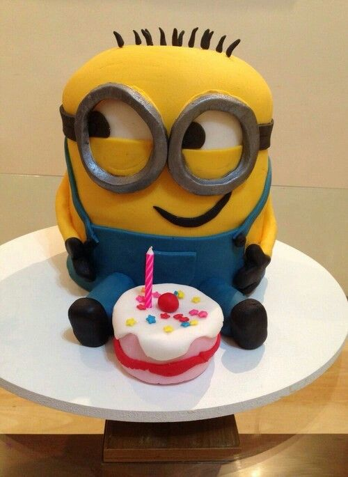 Cake miniuns