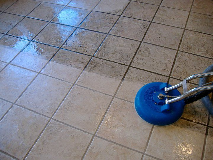 Cleaning Tile Floors Is A Tedious Task That Takes A Lot Of Time