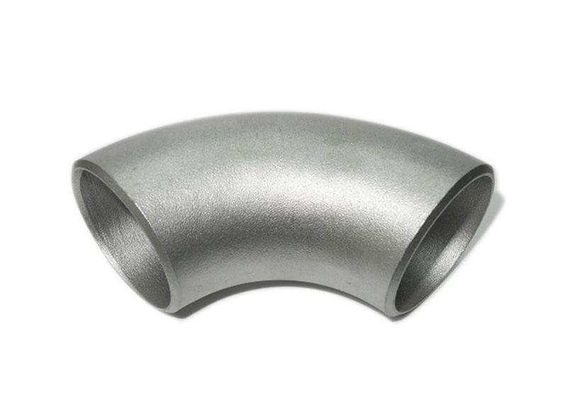 Pin on butt weld fitting