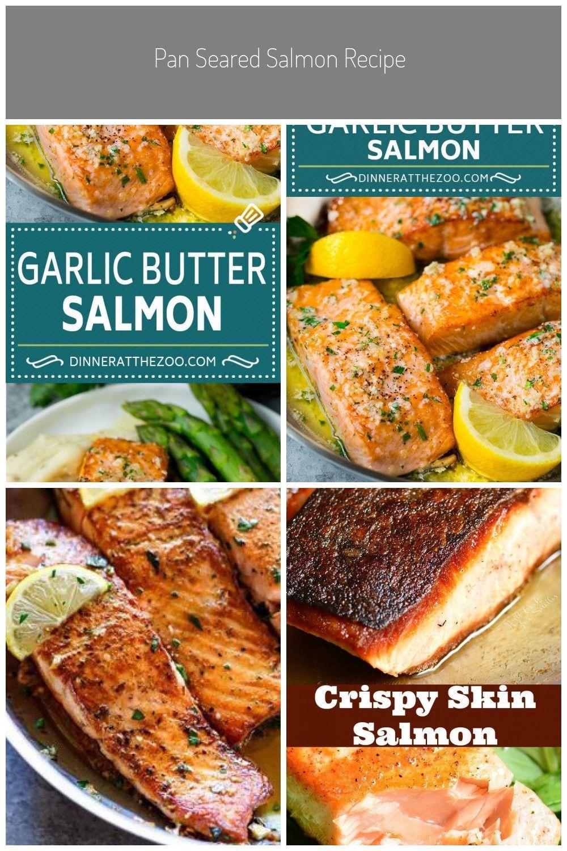 Photo of Pan Seared Salmon Recipe   Garlic Butter Salmon   Seared Salmon #salmon #garlic …