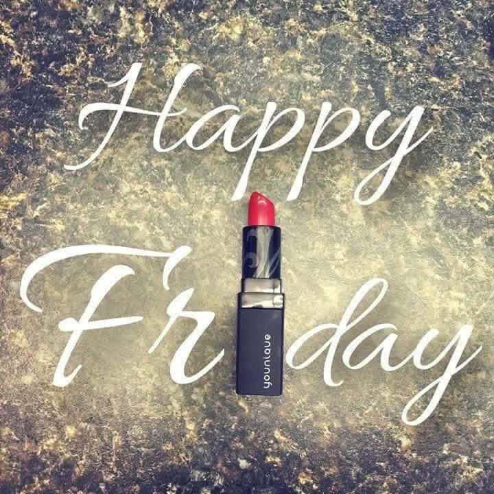 Happy Friday with Younique | Younique, Younique presenter