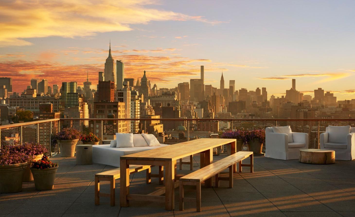 12 Rooftop Bars Around The World With Panoramic Panache New York City Reise New York City New York
