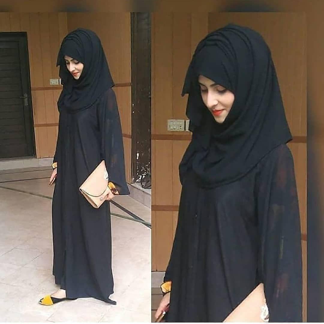 "zebakhan on Instagram: ""hijabi #love #hijab #sweet #girl"