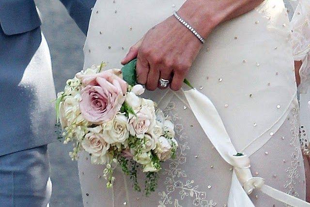 Bouquet From Kate Moss Wedding Sweetness Kate Moss Wedding