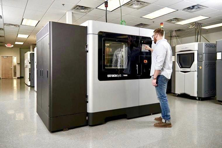 New Industrial 3D Printers From Stratasys 3DPrinting
