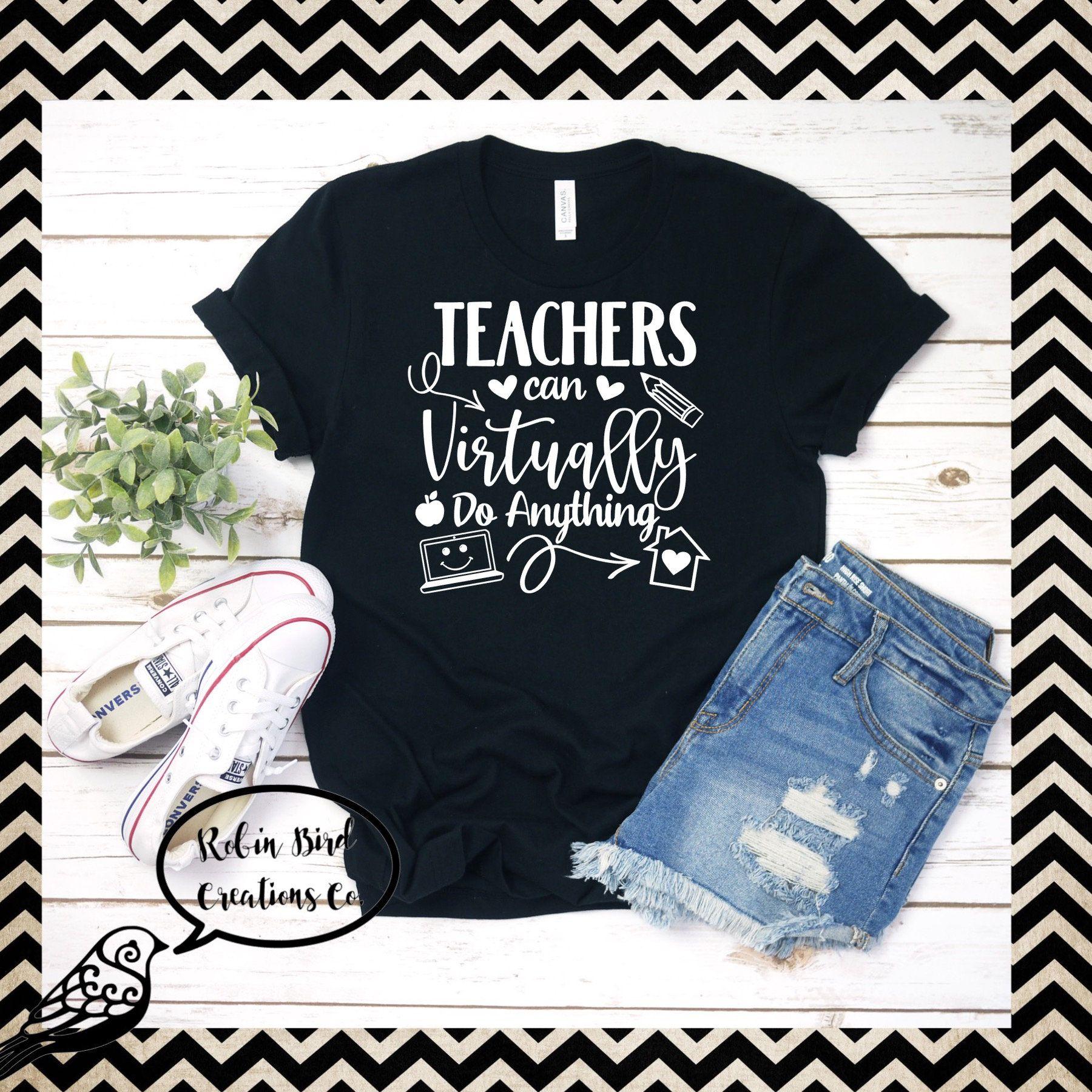 Pin On Teacher Shirts