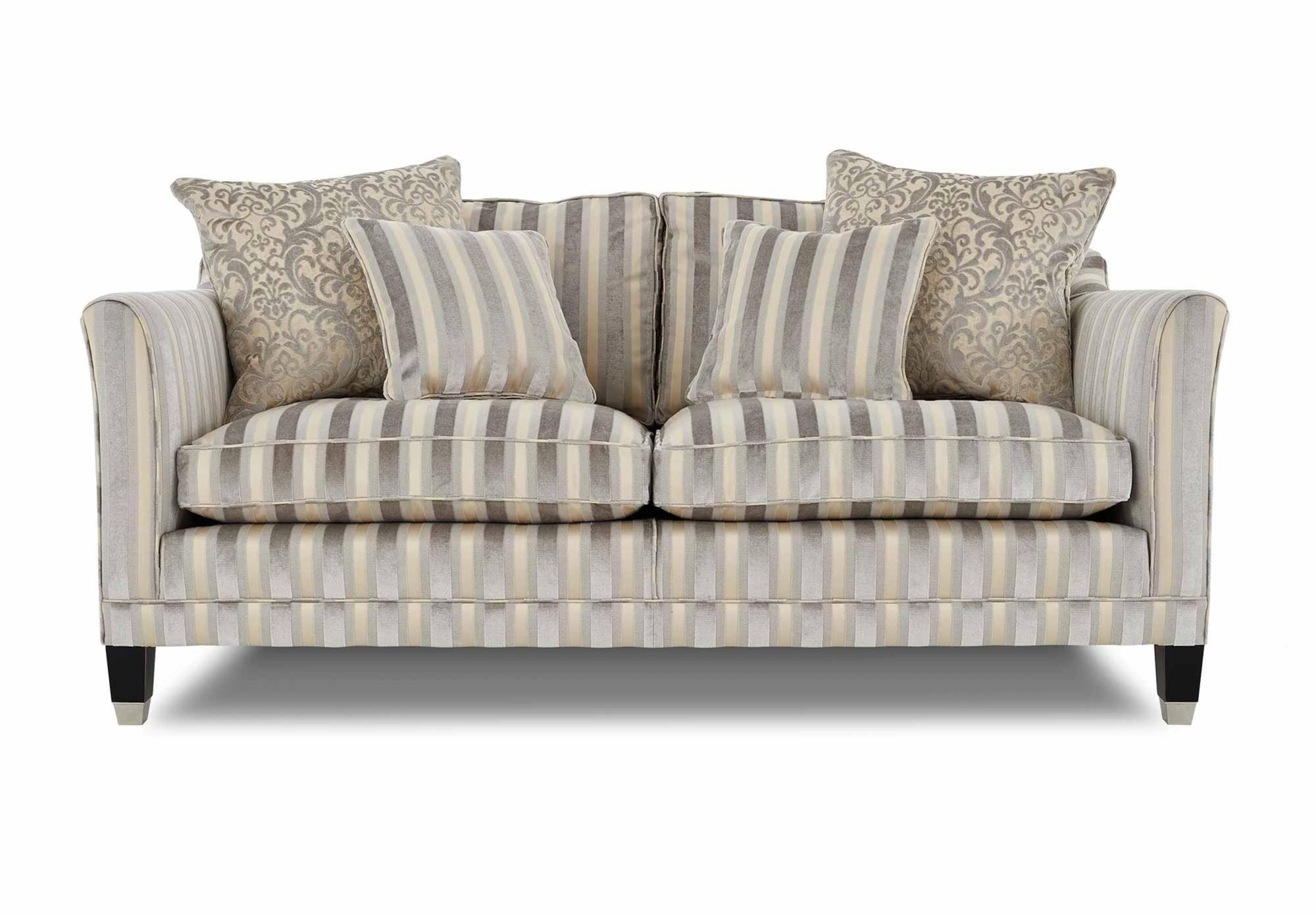 Chelsea Village 3 Seater Fabric Sofa Duresta £2395 Furniture